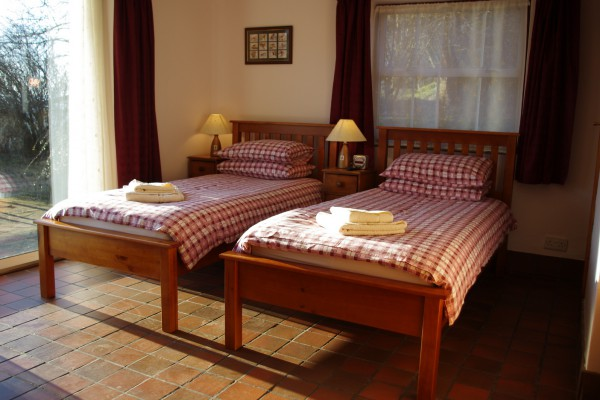 The Guest House - Bedroom