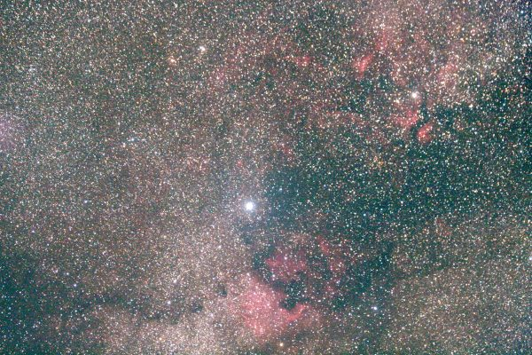 Astronomy Picture of Stars Above Llanerchindda