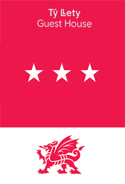 Visit Wales - Guest House - 3 Stars